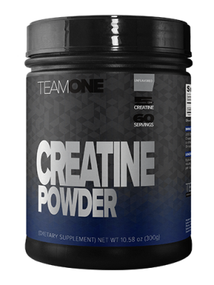 TEAM ONE CREATINE POWDER