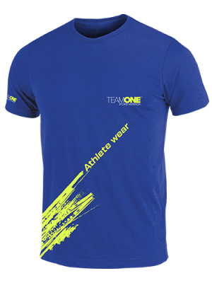 TEAM ONE t-shirt ATHLETE