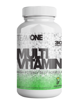 TEAM ONE MULTIVITAMIN