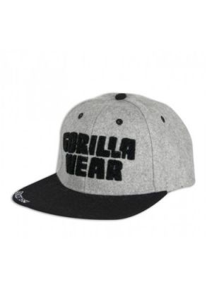 Gorilla Wear Soft Text Flat Brim
