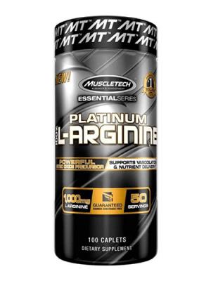 MUSCLETECH Platinum 100% Argnine